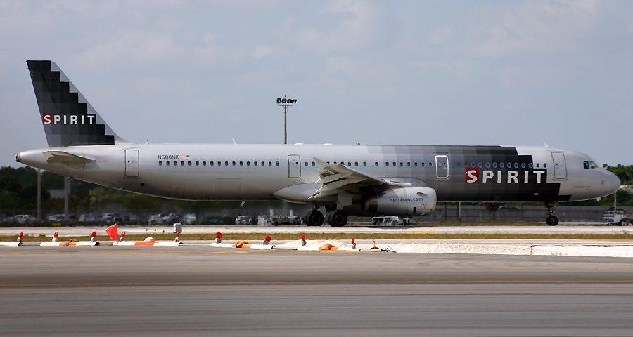 N598NK, Spirit, A321