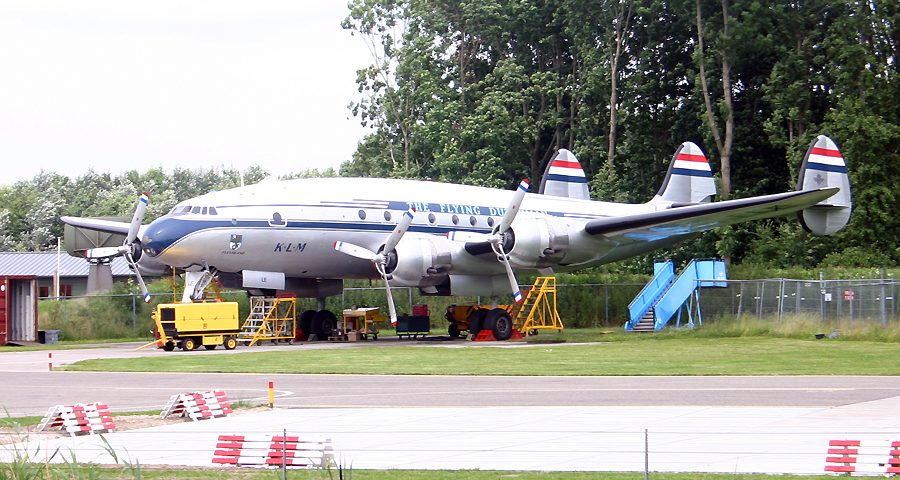 N749NL, KLM, Aircraft: Lockheed L-749 Constellation