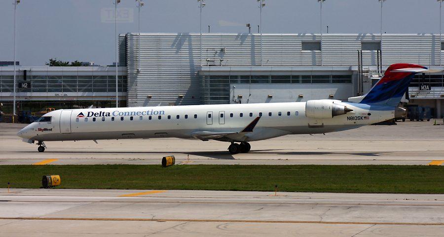 N810SK, Delta, CRJ-900