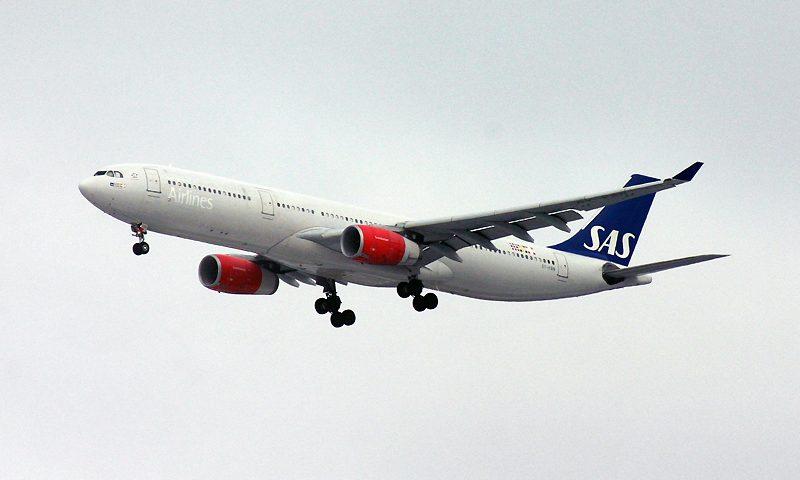 OY-KBN, SAS, A330-300