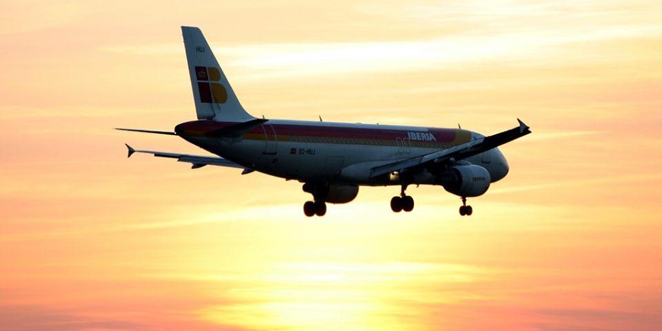 EC-HUJ, Iberia, Airbus A320