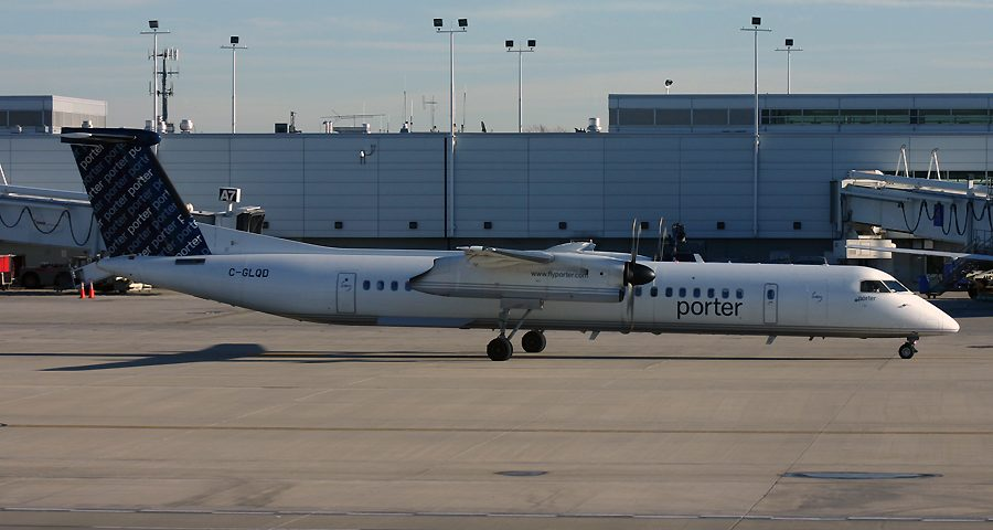 C-GLQD, Porter, Dash 8-400