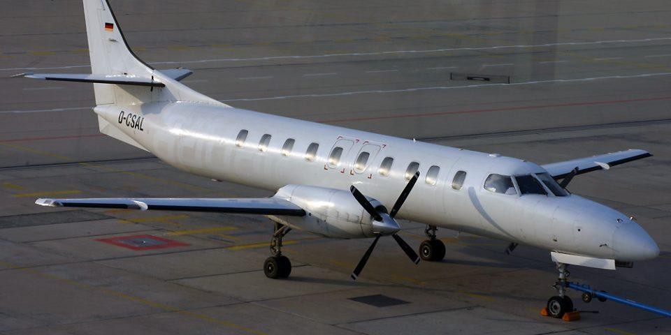 D-CSAL, Dauair, Fairchild Metro III