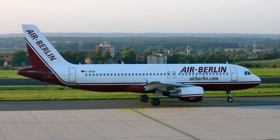 D-ABDB, Air Berlin, A320