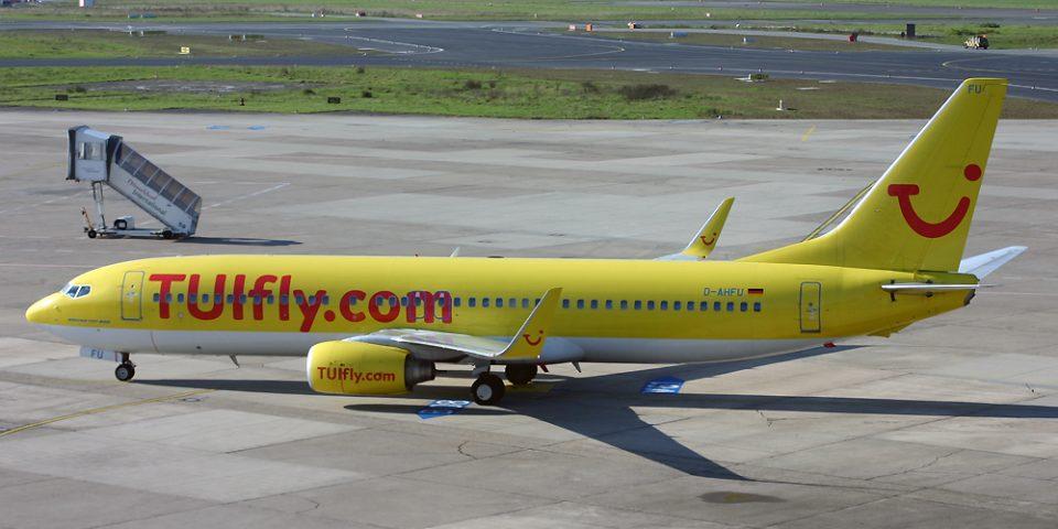 D-AHFU, TUIfly, B737-800