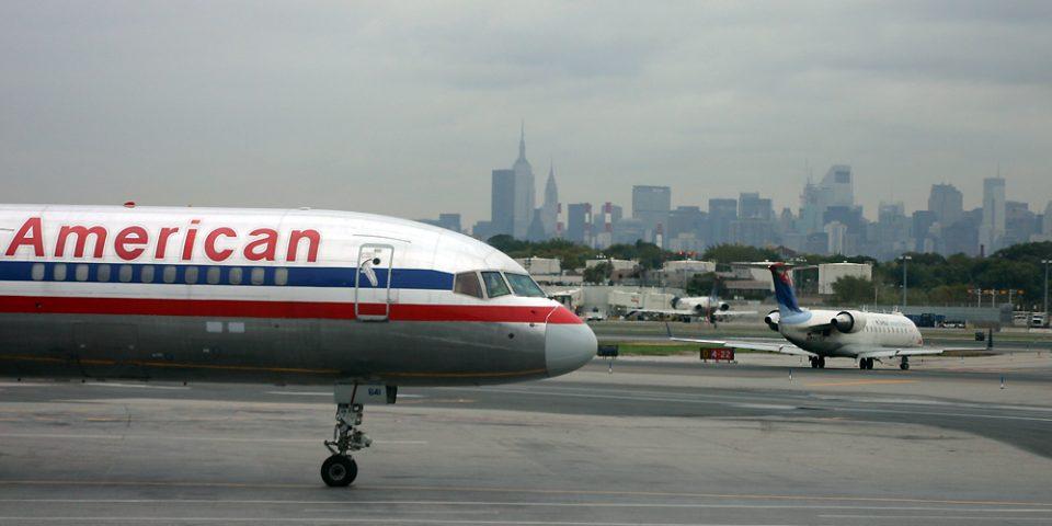 N641AA, American, B757-200