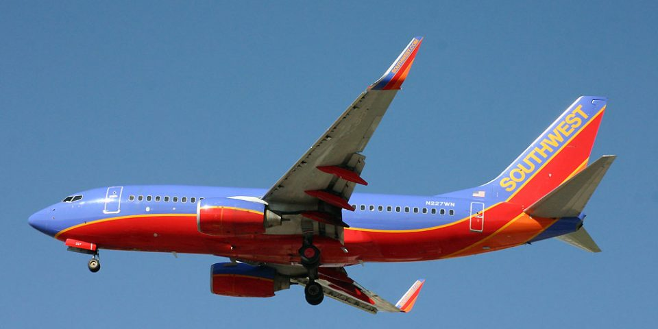 N227WN, Southwest, B737-700