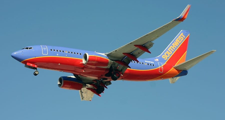 N228WN, Southwest, B737-700