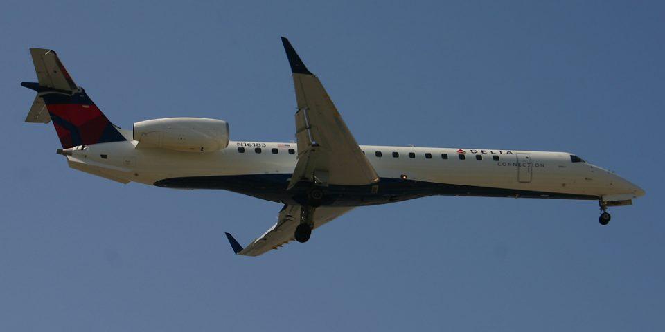 N16183, Delta, Embraer 145