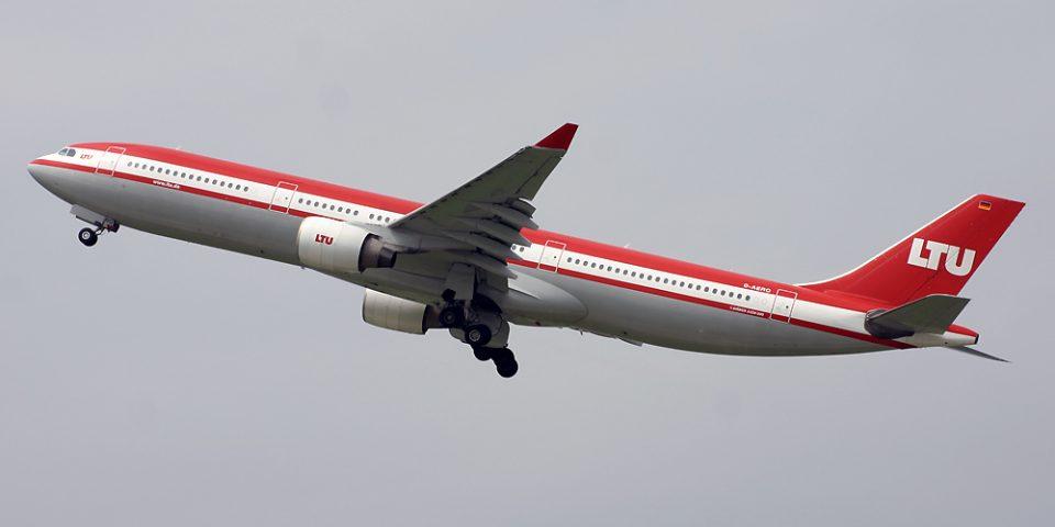 D-AERQ, LTU, A330-300
