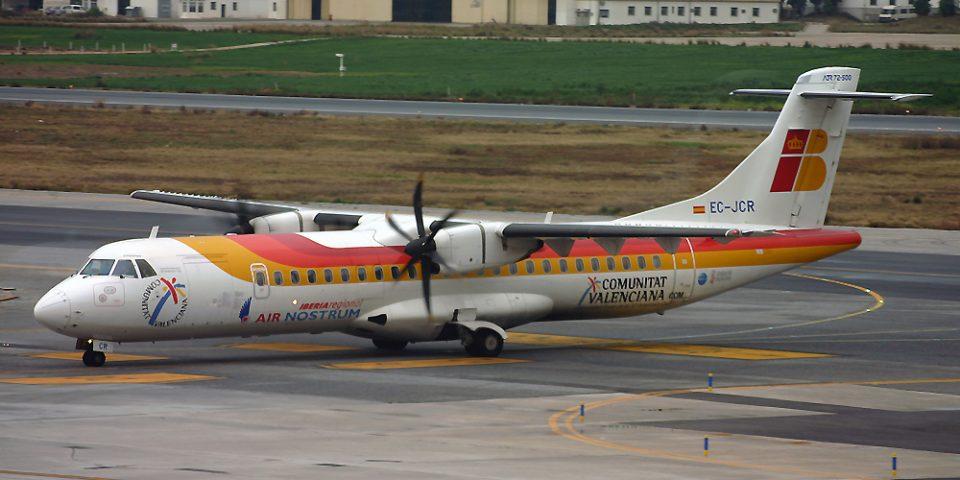 EC-JCR, Air Nostrum, ATR-72