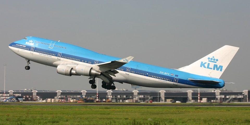 PH-BFV, KLM, B747-400