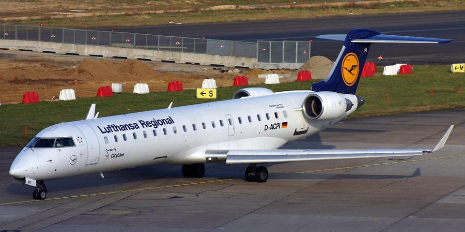 D-ACPI, Lufthansa Regional, CRJ-700
