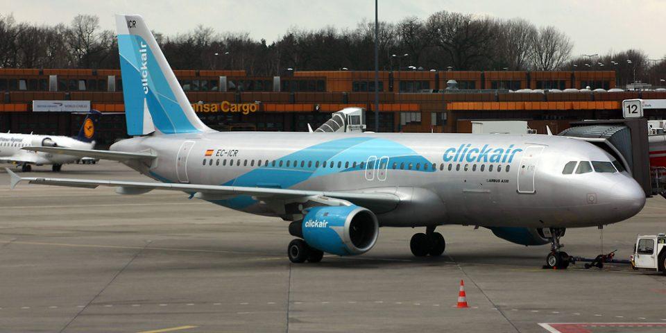 EC-ICR, Clickair, A320