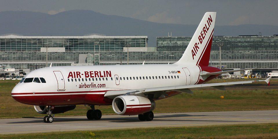 D-ABGA, Air Berlin, A319