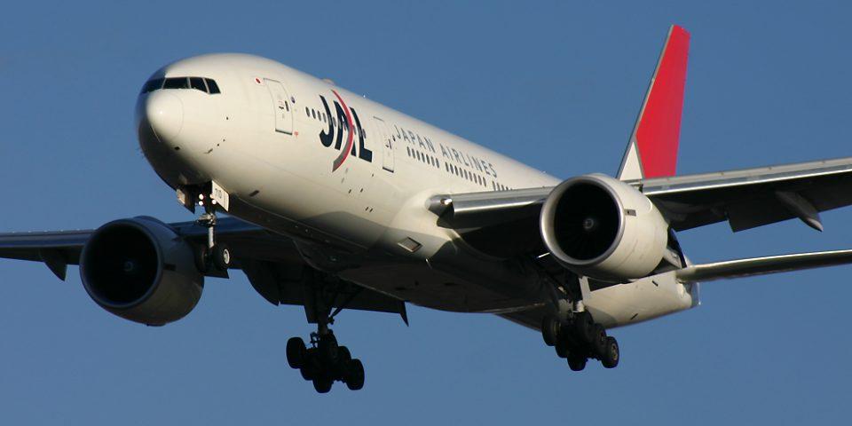 JA710J, JAL, B777-200