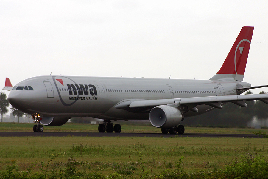N812NW, Northwest, A330-300