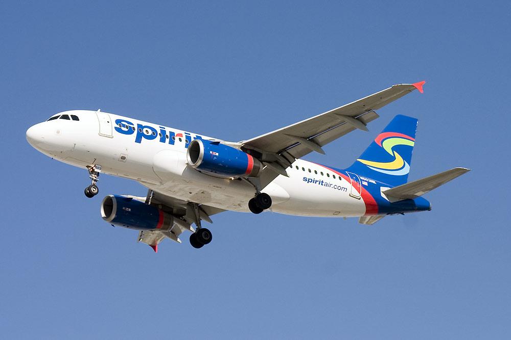 N503NK, Spirit, A319