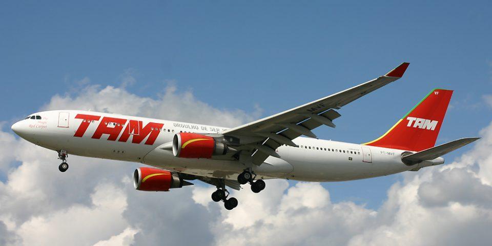 PT-MVF, TAM, A330-200