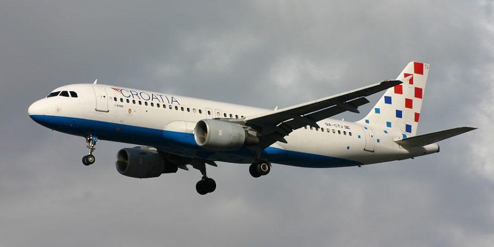 9A-CTJ, Croatia, Airbus A320