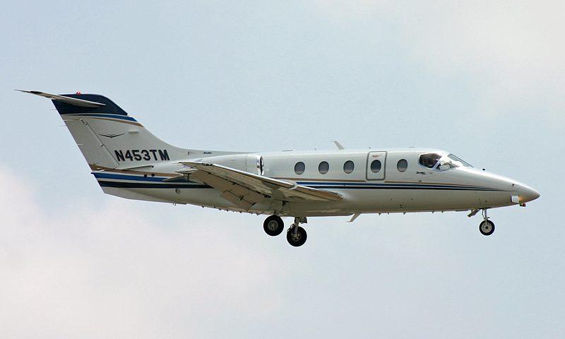 N453TM, Hawker 800