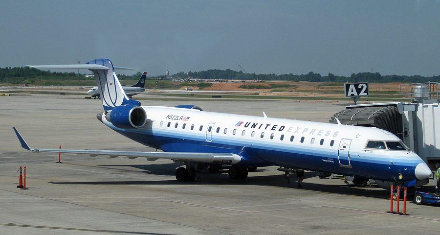 N522LR, United, CRJ-700