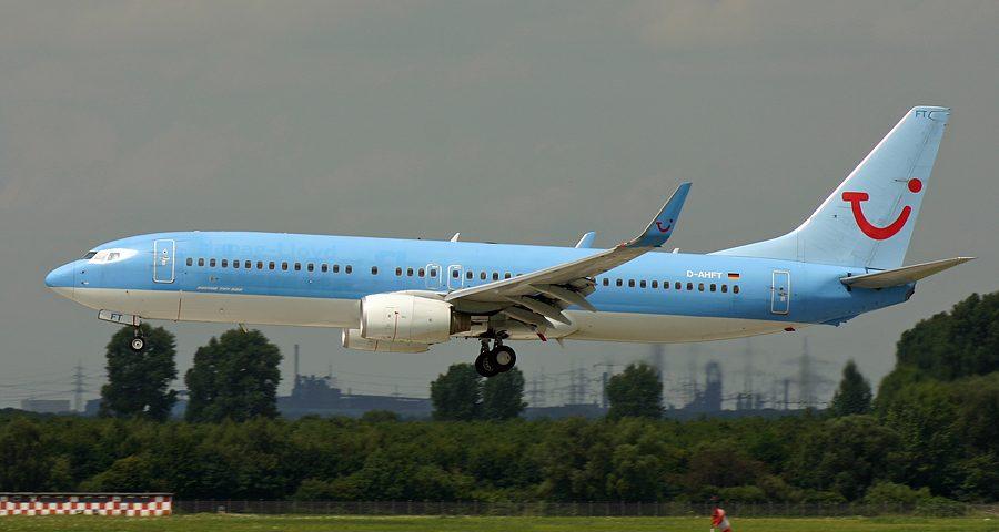 D-AHFT, TUIfly, B737-800
