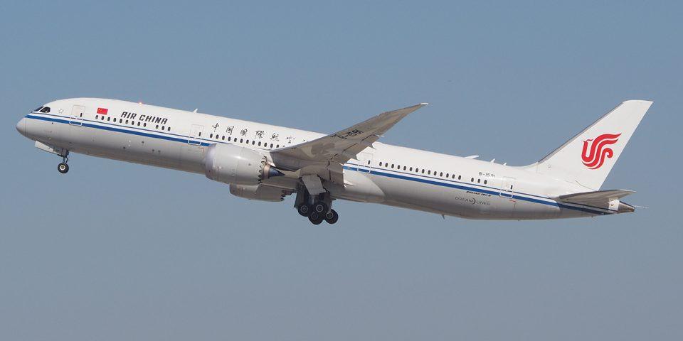 B-1591, Air China, B787-9