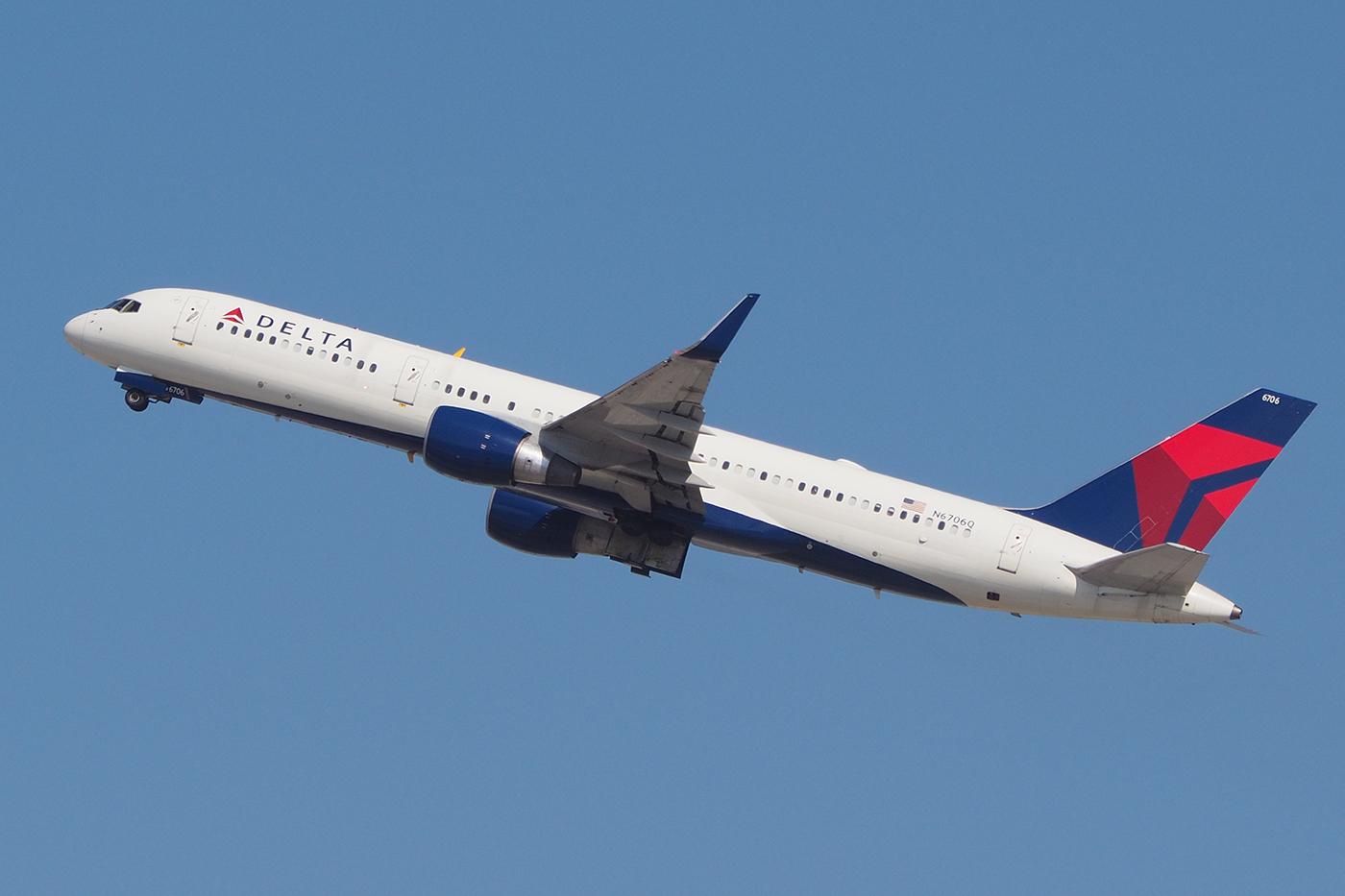 N6706Q, Delta, B757-200