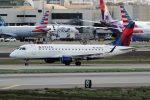 N609CZ, Delta, Embraer 175