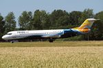 9A-BTD, Trade Air, Fokker 100