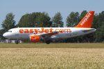 G-EZIR, Easy Jet, A319