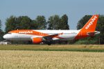 G-EZUP, Easy Jet, A320