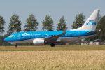 PH-BGE, KLM, B737-700