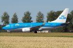 PH-BGF, KLM, B737-700