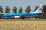 PH-BGP, KLM, B737-700