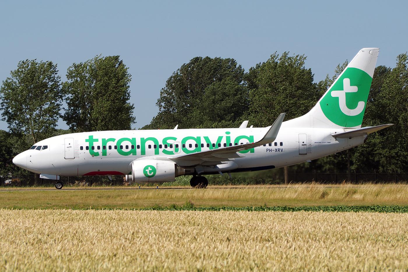 PH-XRV, Transavia, B737-700